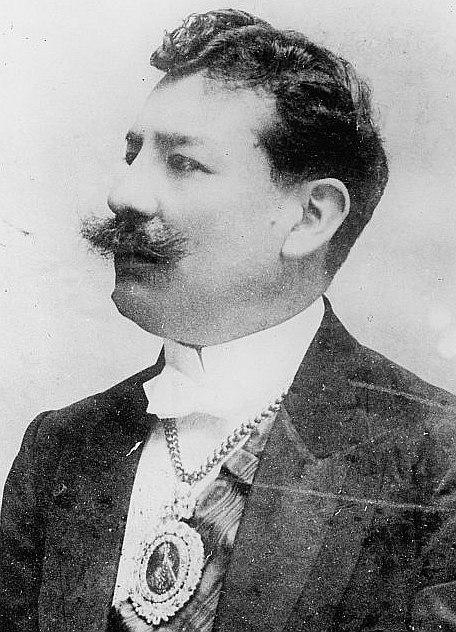 Ismael Montes 1914