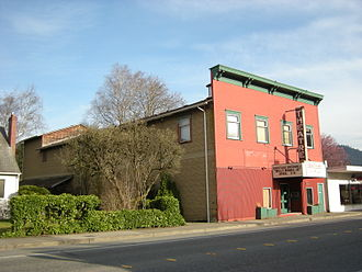 Issaquah, Washington - Village Theatre's First Stage, Issaquah