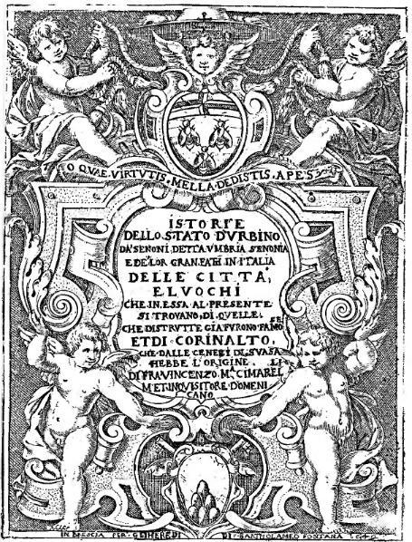 File:Istorie dello Stato di Urbino.djvu