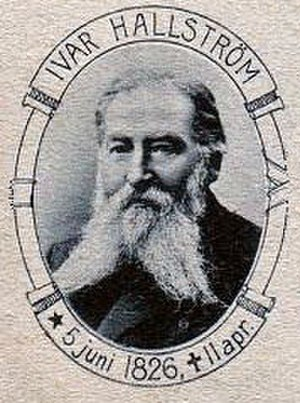 Ivar Hallström - Ivar Hallström