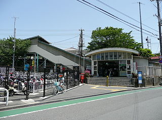 Izumi-Tottori Station railway station in Hannan, Osaka Prefecture, Japan