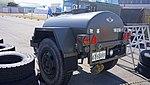 JASDF 1t Water tank trailer(47-6589) left rear view at Komaki Air Base February 23, 2014 01.jpg