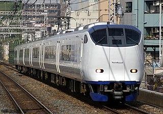 281 series Japanese train type
