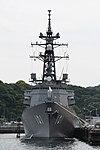 JS Murasame(DD-101) front view at JMSDF Yokosuka Naval Base April 30, 2018.jpg