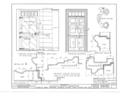 Jackson Jones Homestead, Merrick Road, Wantagh, Nassau County, NY HABS NY,30-WANT,1- (sheet 5 of 14).png