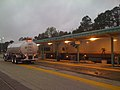 Jacksonville Amtrak station train 91 fuel.jpg