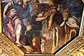 Jacopo tintoretto, il doge girolamo priuli riceve dalla giustizia la bilancia e la spada, 165-67, 03.JPG
