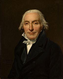 Jacques-Louis David - Portrait of Jean-Pierre Delahaye - Google Art Project