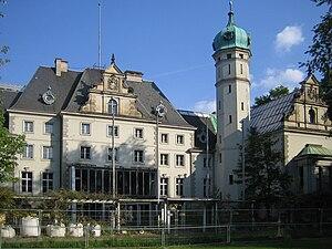 Jagdschloss Glienicke - Jagdschloss Glienicke in 2009