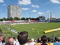 Jahnstadion (Regensburg)- Jahn vs. Unterhaching 2010.jpg