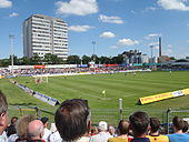 Jahnstadion (Regensburg) - Jahn vs. Unterhaching 2010.jpg