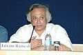 Jairam Ramesh addressing at the release of the IDSA Working Group Report on Security Implications of Climate Change for India, in New Delhi on August 29, 2009.jpg