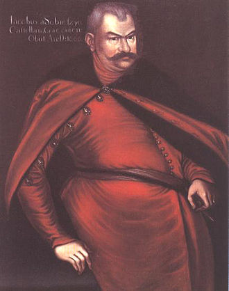 Jakub Sobieski - Image: Jakub Sobieski 1580 1646