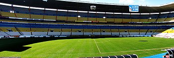 Jalisco Stadium panoramic