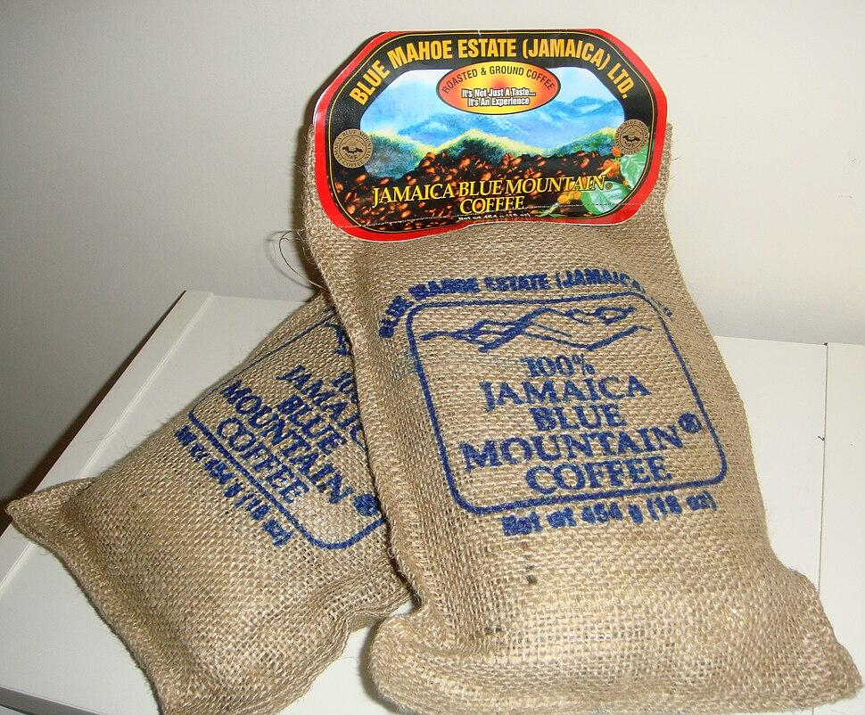 Jamaica Blue Mountain Coffee 9494