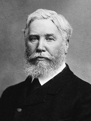 James Bell Pettigrew