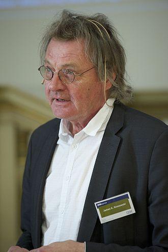 Foresight Institute Feynman Prize in Nanotechnology - Image: James Gimzewski 2013