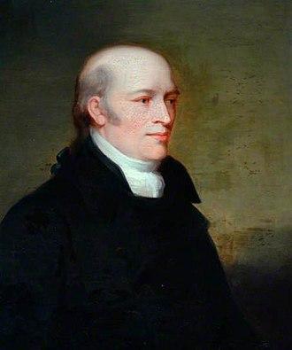 Anne Lister - James Lister by Joshua Horner (1812–1884)