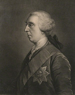 James MacArdell - James Waldegrave, 2nd Earl Waldegrave, 1762 mezzotint after Sir Joshua Reynolds.