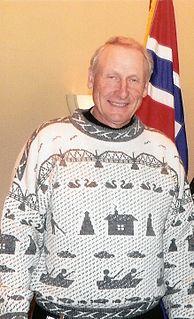 Jan Stenerud Norwegian American football placekicker