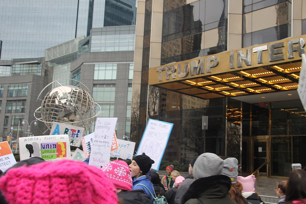 January 2019 Women's Alliance march in NYC (46081178344).jpg