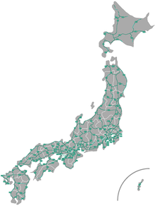 Mapa de la Autopista Nacional de Japón.png