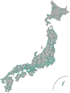 Expressways of Japan