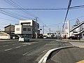 Japan National Route 208 near Wataze Station.jpg