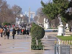 le jardin - Jardins Des Tuileries