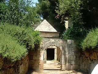 Jasons Tomb A tomb
