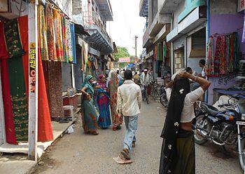 Jaura, Madhya Pradesh, India.