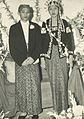 Javanese wedding (1950s), Wanita di Indonesia p18 (Ministry of Information).jpg