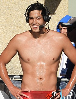 Jay Litherland after winning after winning 200 free and 400 IM (cropped).jpg