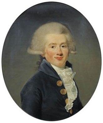 Hottinguer family - Baron Jean-Conrad Hottinguer (1764–1841)