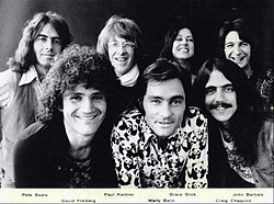 I Jefferson Starship nel 1976