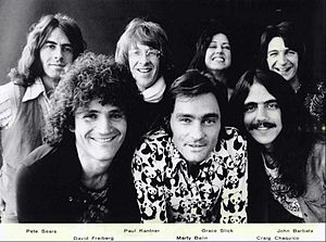 Jefferson Starship - Jefferson Starship in 1976
