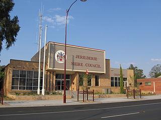 Jerilderie Shire Local government area in New South Wales, Australia