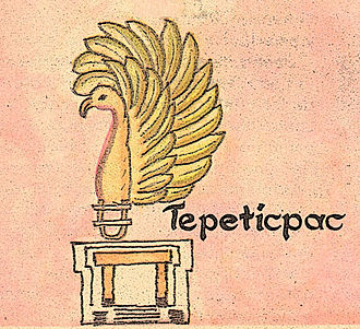 Tlaxcala (Nahua state) - Image: Jeroglificode Tepeticpac