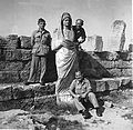 Jewish Brigade soldiers at an archaeological site in Benghazi area 1943-1944 c.jpg