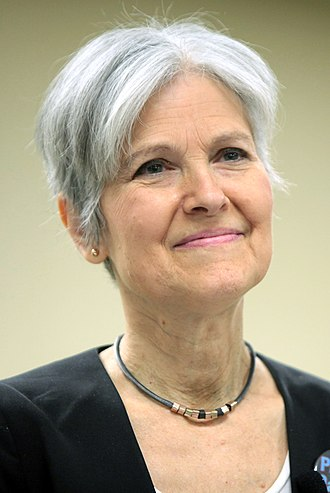 United States presidential election, 2016 timeline - Physician and political activist Jill Stein