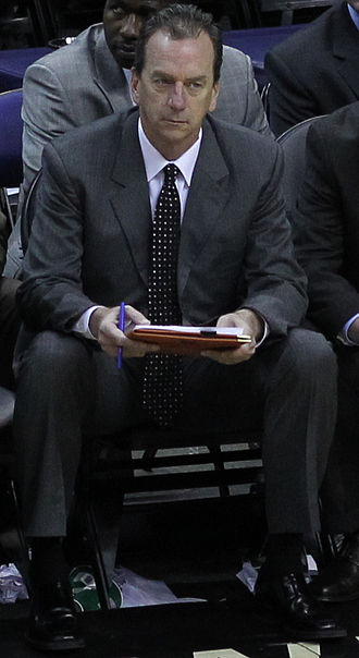Jim Boylan - Boylan as an assistant coach for the Milwaukee Bucks in 2011