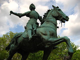 statue by Paul Dubois in Washington, D.C., United States
