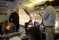 Joe Biden on Air Force Two with aides - 2015-12-07.jpg
