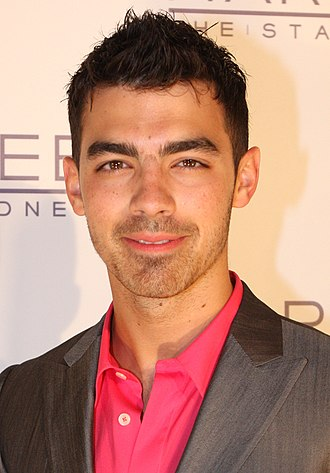 Joe Jonas - Jonas in 2012