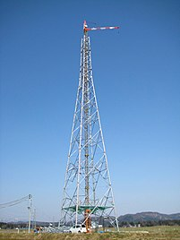 Joetsu Karyoku powerline tower construction.jpg