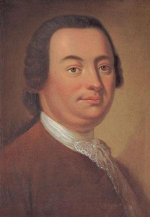 Johann Christoph Friedrich Bach - Image: Johann Christoph Friedrich Bach
