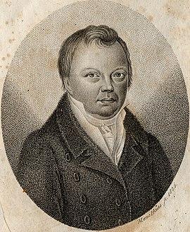 Johann Heinrich Moritz von Poppe