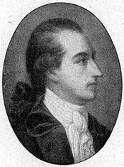 J. W. von Goethe en 1779