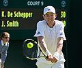 John-Patrick Smith 3, 2015 Wimbledon Championships - Diliff.jpg