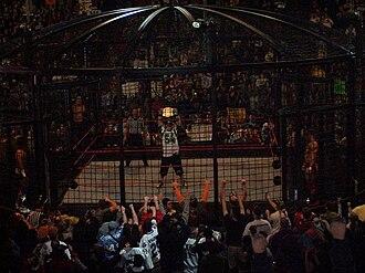 New Year's Revolution (2006) - John Cena as WWE Champion